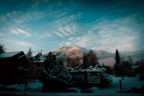 Foto stok gratis bukit, dingin, Fajar, gunung