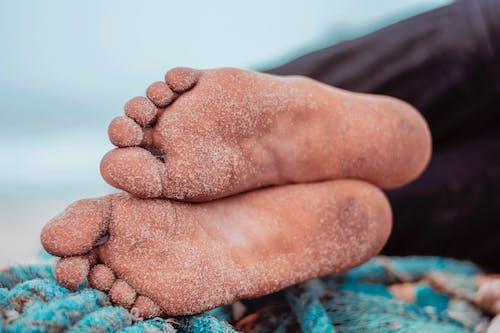 Imagine de stoc gratuită din cu picioarele goale, murdar, picioare