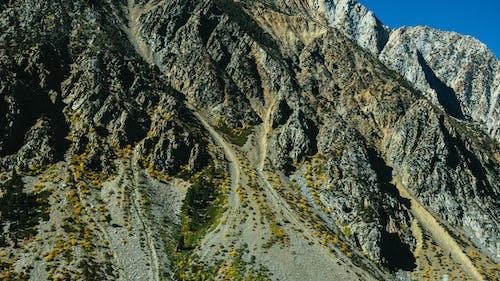 Бесплатное стоковое фото с высокий, геологическое образование, геология, гора
