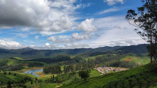 Fotobanka sbezplatnými fotkami na tému dedina, jazero, príroda, scenéria