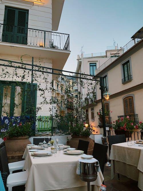 Ảnh lưu trữ miễn phí về amalfi, bờ biển Amalfi, bữa tối, đồ ăn ý