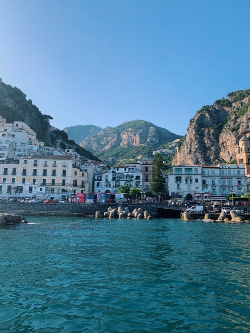 Ảnh lưu trữ miễn phí về biển, các tòa nhà, cơ thể của nước, Hải cảng