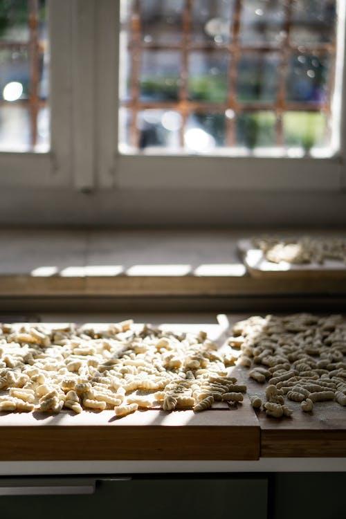 Photo Of Homemade Pasta Near Window