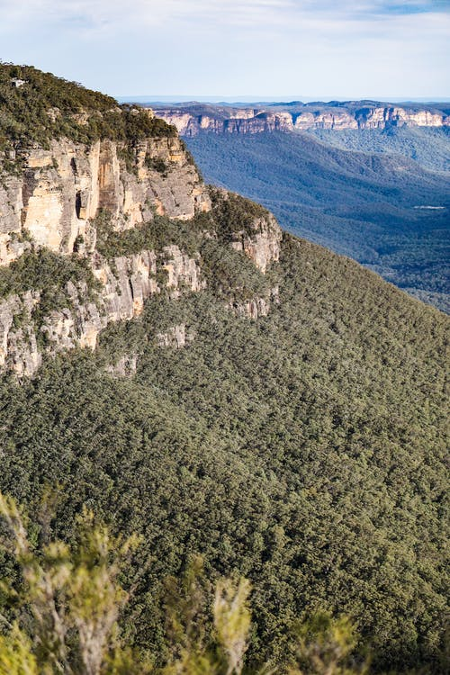 Безкоштовне стокове фото на тему «cliff edge, drone камери, безтурботний, геологічна формація»