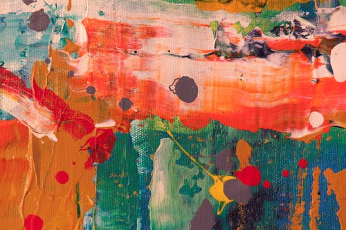 Foto d'estoc gratuïta de abstracte, art, art Contemporani, art Modern