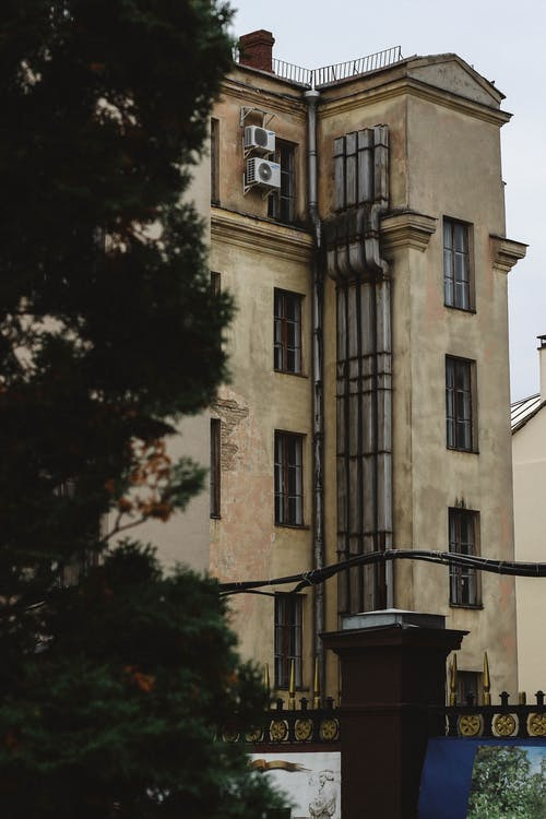 Darmowe zdjęcie z galerii z białoruś, dom, ulica