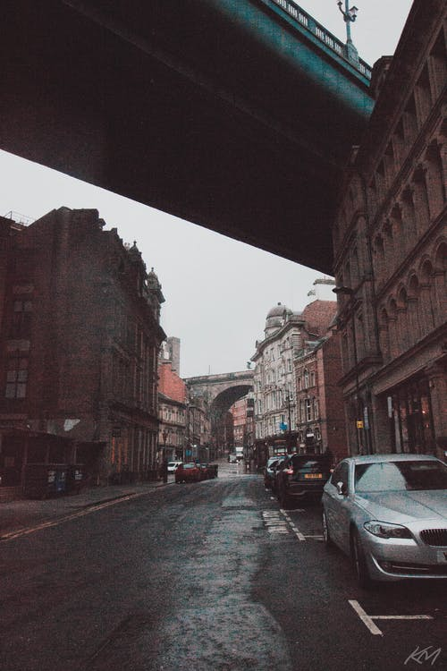 Foto d'estoc gratuïta de carrer, ciutat, fotografia urbana, newcastle