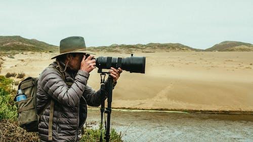 Základová fotografie zdarma na téma batoh, batůžkář, bunda, cestování