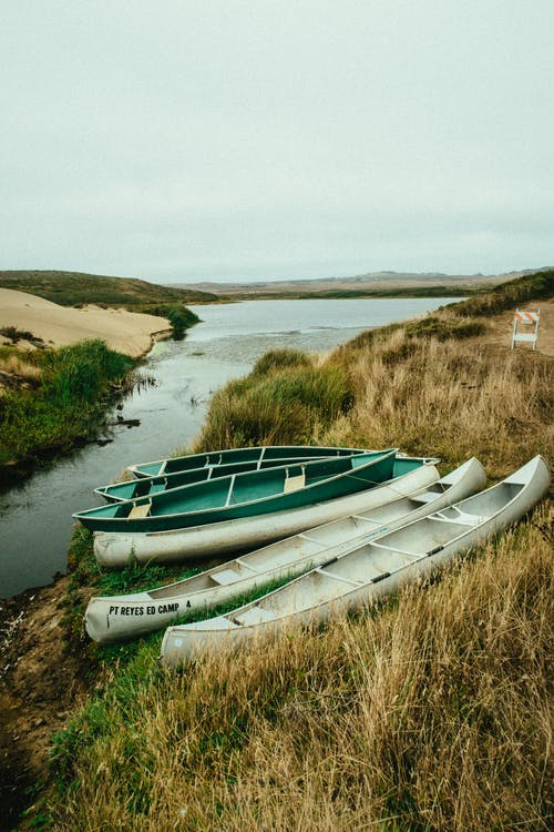 Photo Of Canoes During Daytime