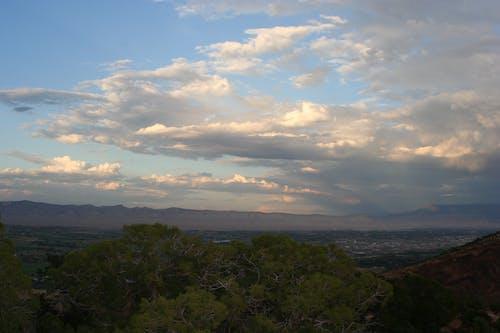 天空, 山, 雲 的 免費圖庫相片