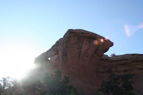 岩石, 懸崖 的 免費圖庫相片