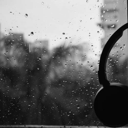 Základová fotografie zdarma na téma kapky deště
