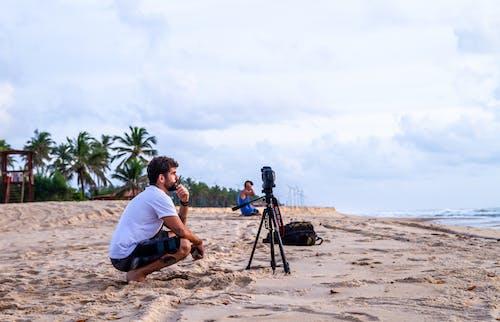 Ảnh lưu trữ miễn phí về ánh sáng ban ngày, bãi biển, bãi biển phía trước, ban ngày