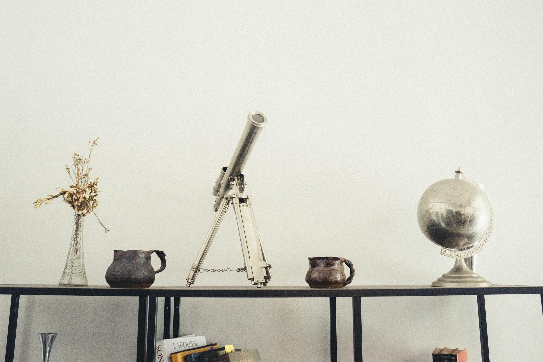 Kostenloses Stock Foto zu astronomie, entdecken, erdkunde, fernglas