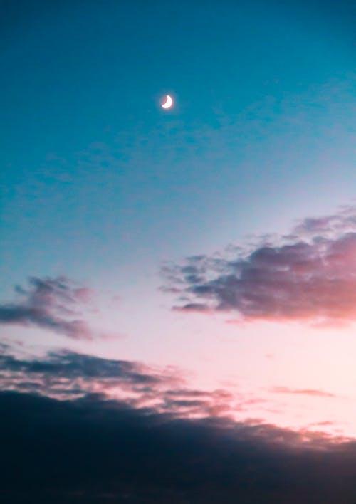 Foto profissional grátis de azul, beleza, céu, céu azul