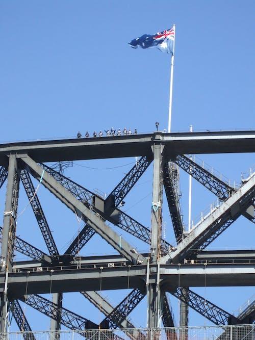 Δωρεάν στοκ φωτογραφιών με γέφυρα, γέφυρα του λονδίνου, περιπατητές