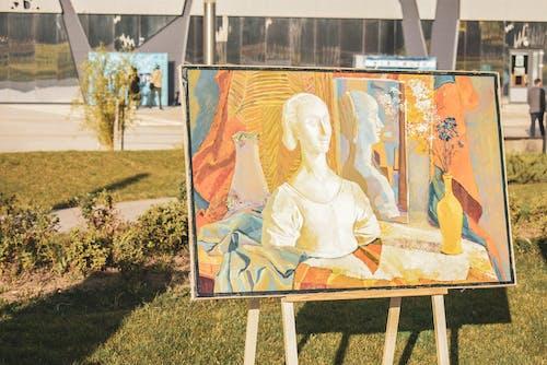 Ingyenes stockfotó esemény, festés, kiállítás témában