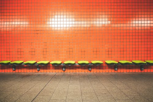 Free stock photo of bright, chairs, colors, contemporary