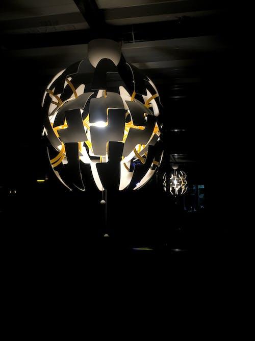 Základová fotografie zdarma na téma vnitřní osvětlení