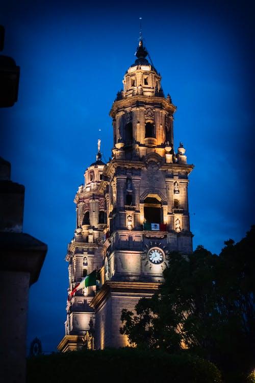 Foto profissional grátis de capela, catedral, igreja, impressionante
