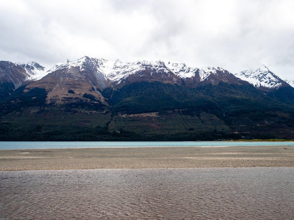 berg, glenorchy, neuseeland