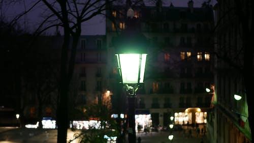 Gratis lagerfoto af farverig, fransk, gade, lampe