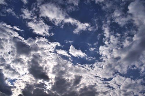 Základová fotografie zdarma na téma modrá obloha, mrak, mraky, oblačnosti