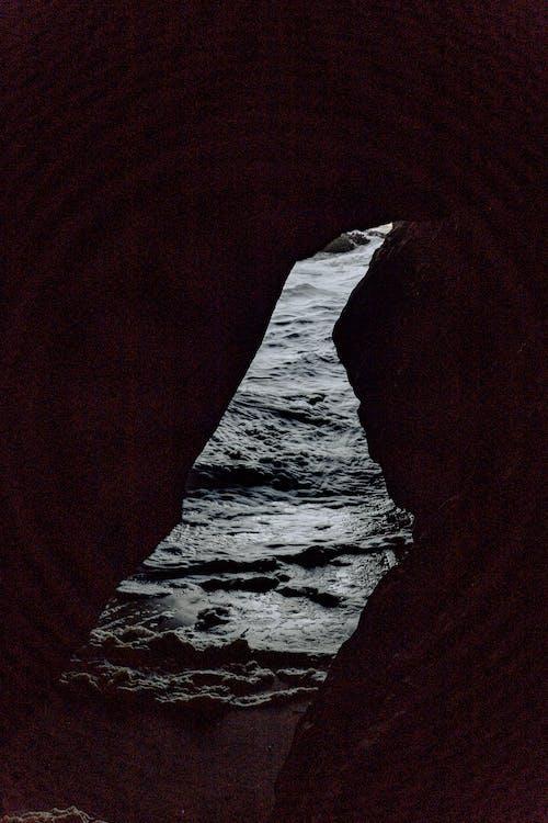 Fotobanka sbezplatnými fotkami na tému cestovať, čierny abiely, exteriéry, jaskyňa
