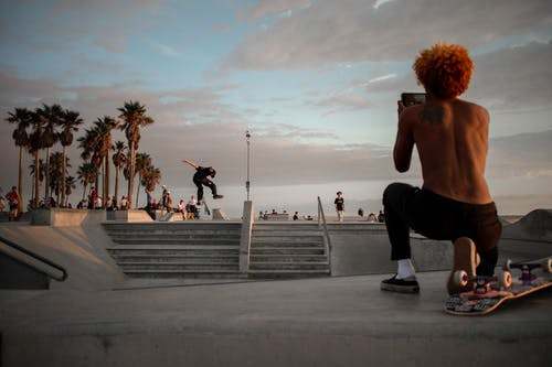 Free stock photo of picture, picture taking, skate, skate park