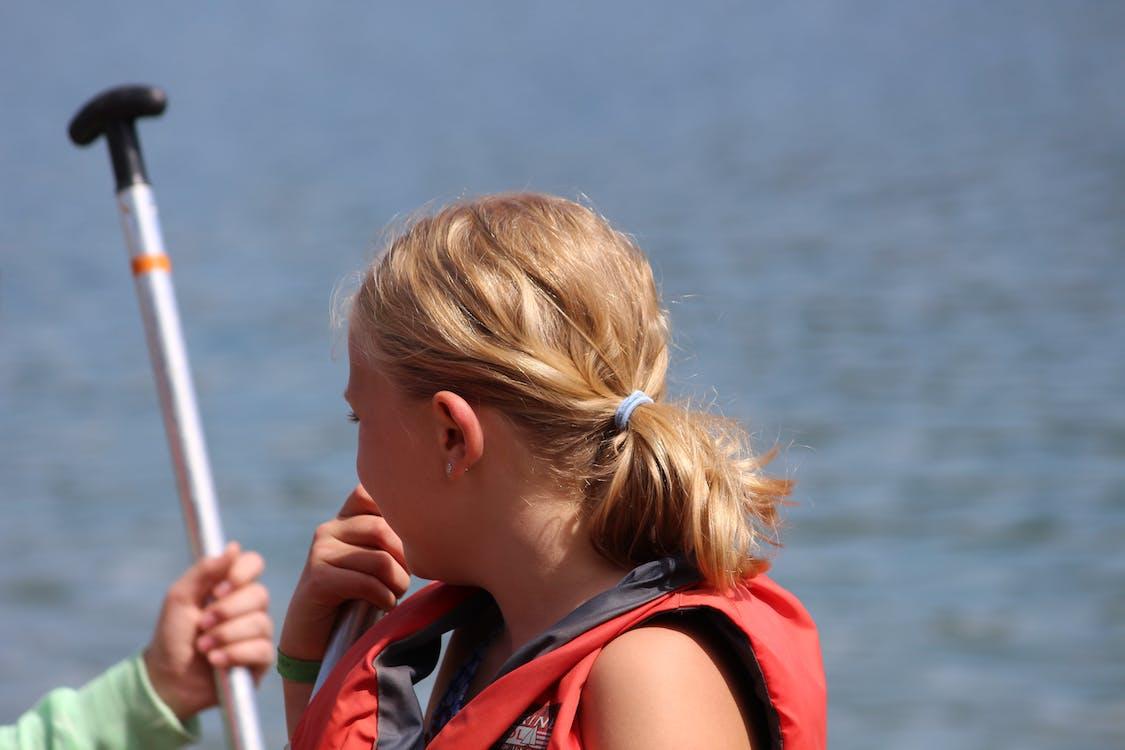Fotobanka sbezplatnými fotkami na tému dievča, jazerá, jazero