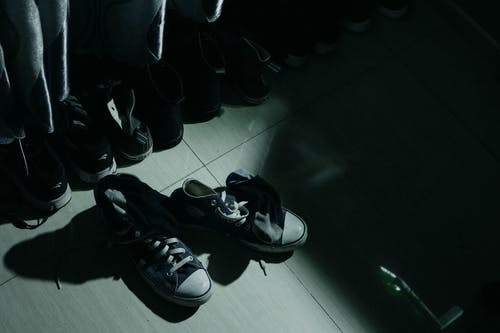 Free stock photo of converse, shoes