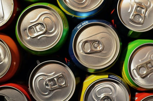 Free stock photo of drinks, supermarket, cans, beverage
