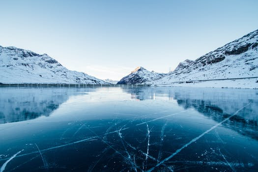 Free stock photo of cold, glacier, snow, landscape