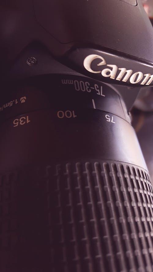 Gratis lagerfoto af canon kamera