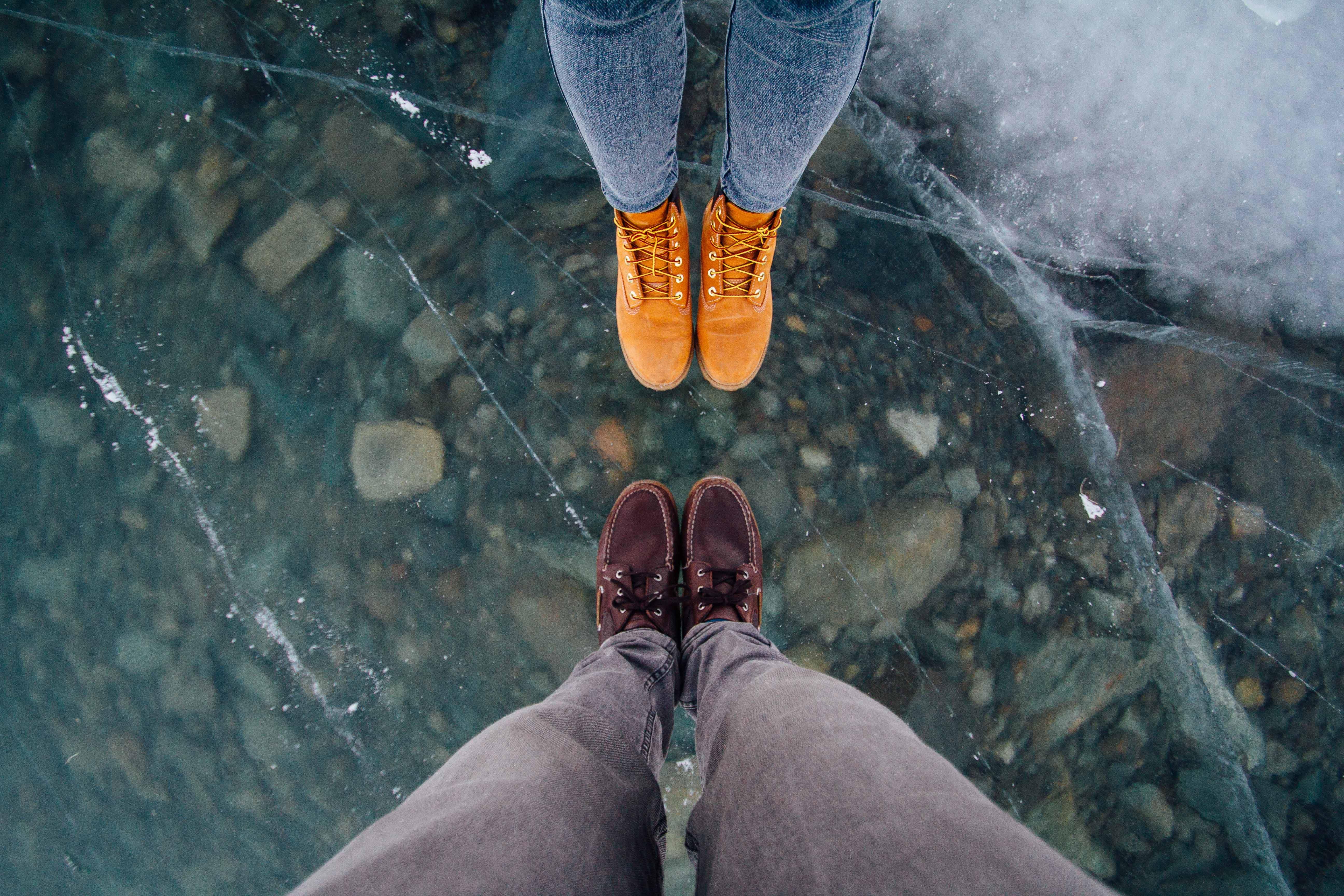 bottom, cold, feet