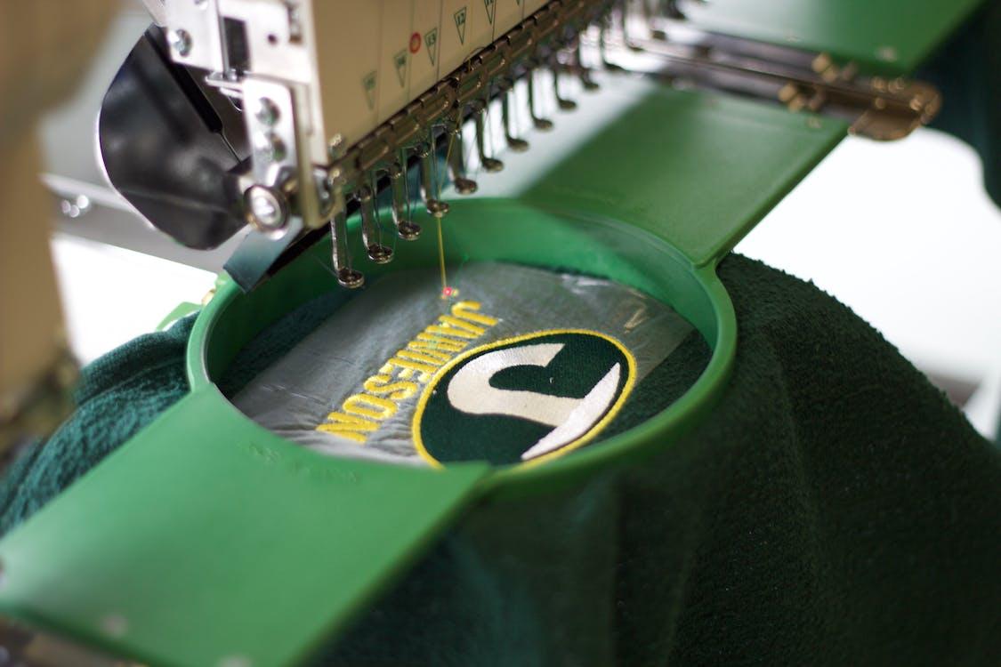 Free stock photo of custom, customized, embroidery