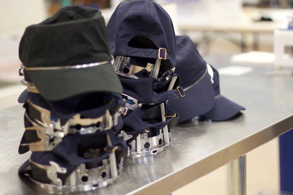 Free stock photo of baseball cap, caps, custom hats