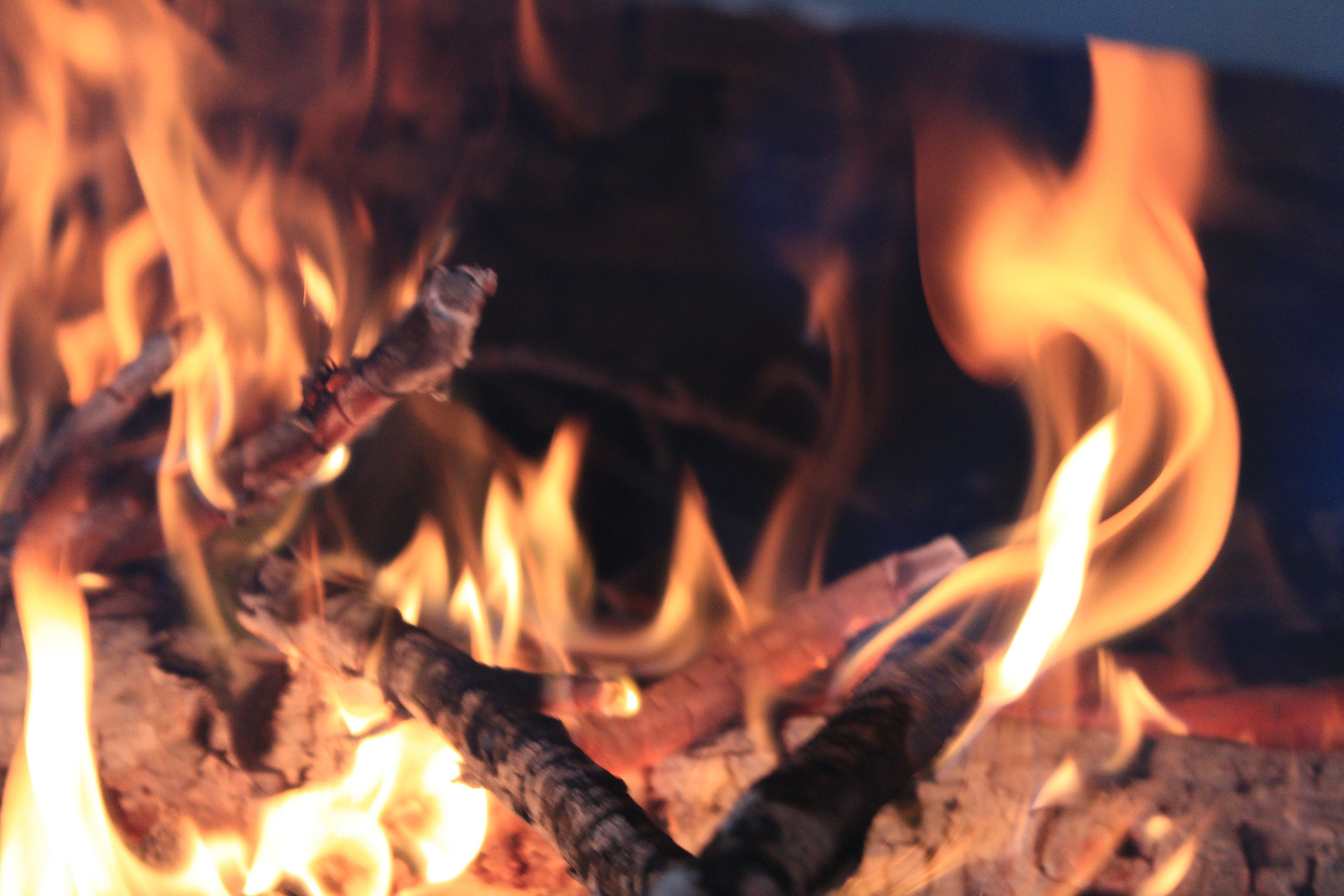 Gratis lagerfoto af bolivia, cotoca, fuego, horno de barro