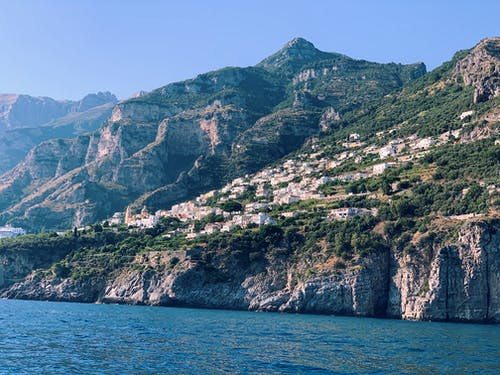 Free stock photo of amalfi, amalfi coast, beautiful, blue