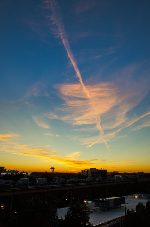 Безкоштовне стокове фото на тему «бактаун, Захід сонця, Чикаго»