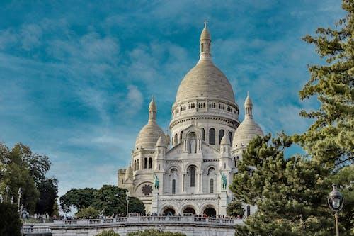 Gratis arkivbilde med eglise, notre-dame de paris, paris, Sacré-Cœur