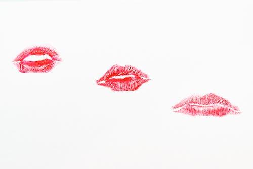 Бесплатное стоковое фото с белый, гламур, горячий, губа