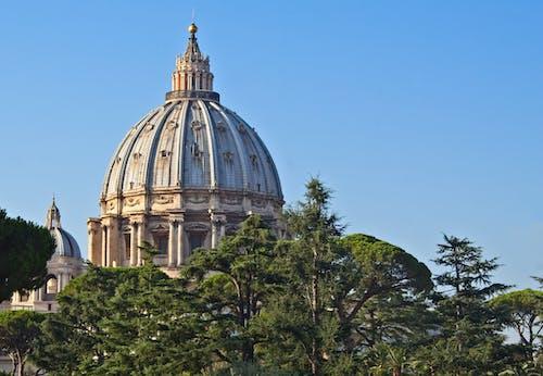 Ảnh lưu trữ miễn phí về #rom #italy #basilica #vaticancity