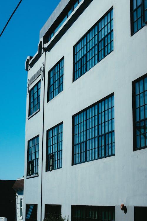 Foto Des Gebäudes Außen Während Des Tages