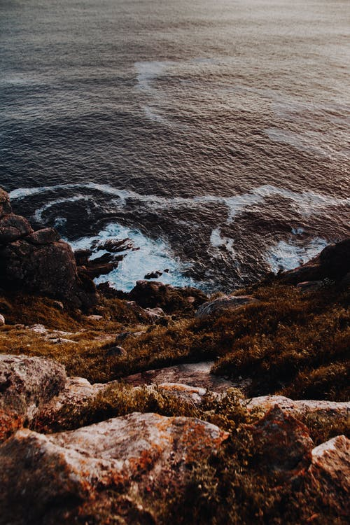 Photo Of Rocky Shore During Daytime