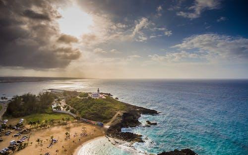 Δωρεάν στοκ φωτογραφιών με el faro, skyscape, Surf, αναψυχή