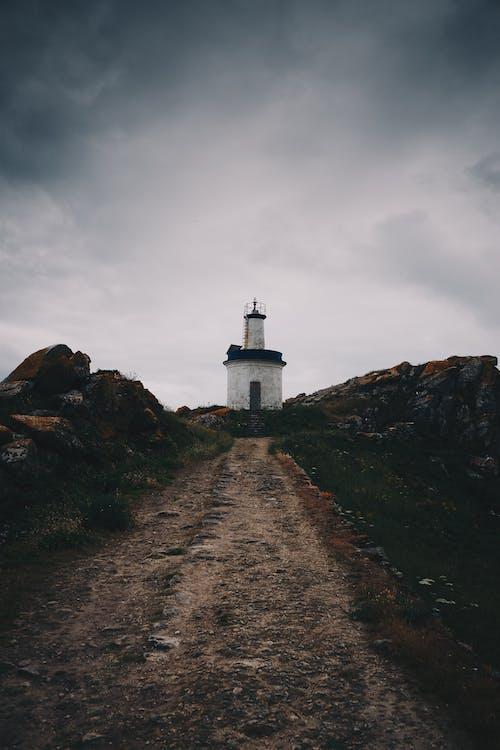 Leuchtturm Am Berg