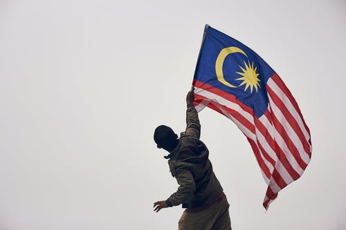 Free stock photo of flag, independence, Malaysia, negaraku