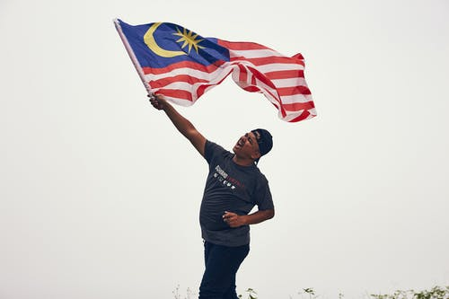 Ilmainen kuvapankkikuva tunnisteilla itsenäisyys, lippu, malesia, ylpeä
