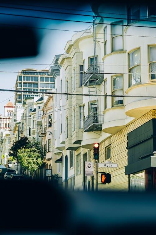 シティ, ビジネス, モダン, ライトの無料の写真素材